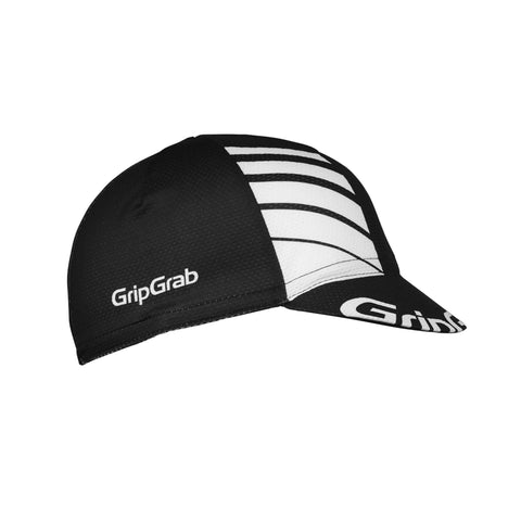 GripGrab Lightweight Summer Cycling Cap - Black