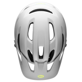 Bell 4Forty Helmet - Matte/Gloss Smoke/Pear