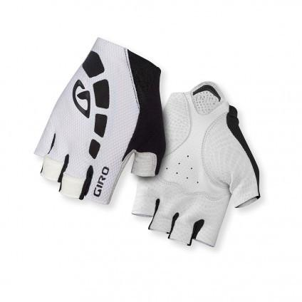 Giro Zero Gloves - White/Black