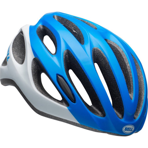 Bell Draft Helmet - Matte Force Blue/White