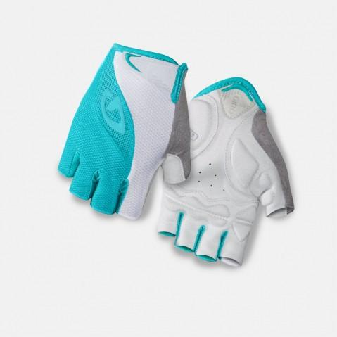 Giro Tessa Woman Gloves - Turquoise/White