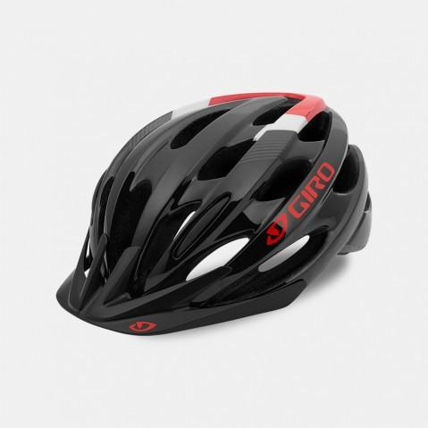 Giro Revel AF Helmet - Black/Bright Red