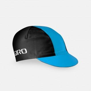 Giro Classic Cotton Cap - Black/Blue Jewel/Glowing Red