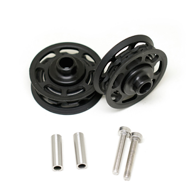 NovDesign Brompton Carbon Pulley