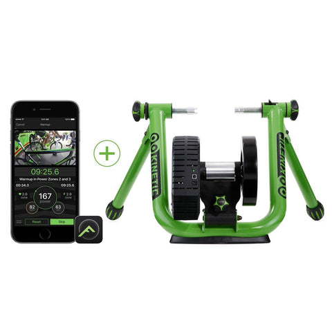 Kinetic Road Machine Control Smart Bike Trainer