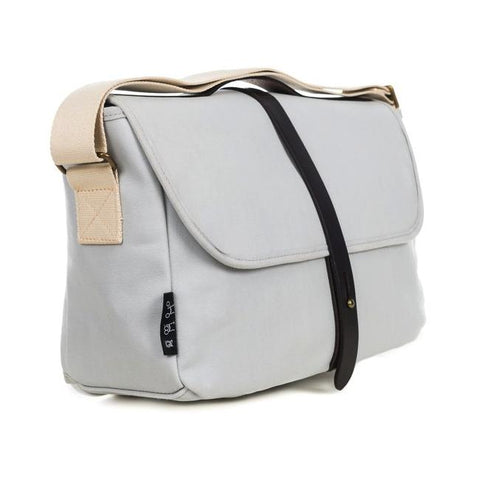Brompton Shoulder Bag - Grey