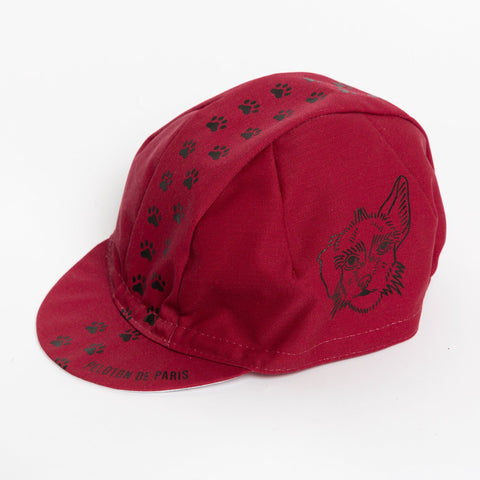 Peloton de Paris Shelterdogsrock Cycling Cap