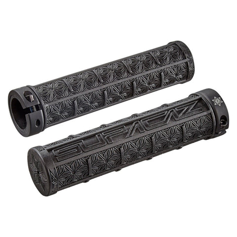 Supacaz Grizips Grips - Black