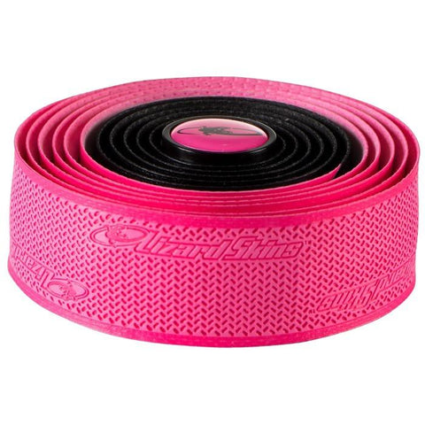 Lizard Skins DSP 2.5MM Bar Tape - Black/Neon Pink