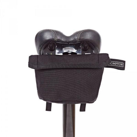 Brompton Saddle Pouch - Black