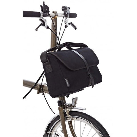 Brompton Shoulder Bag - Black
