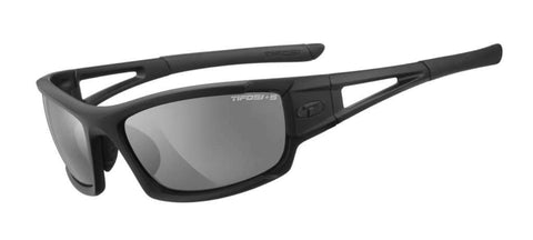 Tifosi Dolomite 2.0 Tactical Matte Black Sunglasses - Smoke Lens