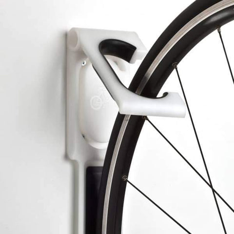 Cycloc Endo Wall Bike Rack - White