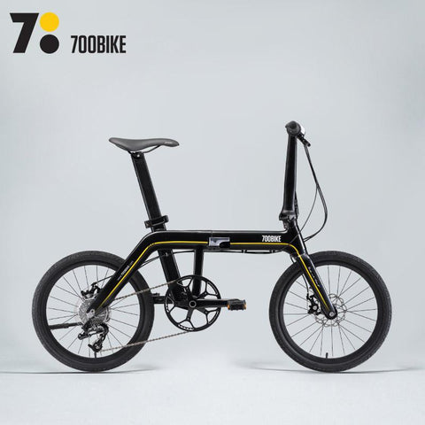 700Bike Galaxy Lite - Black