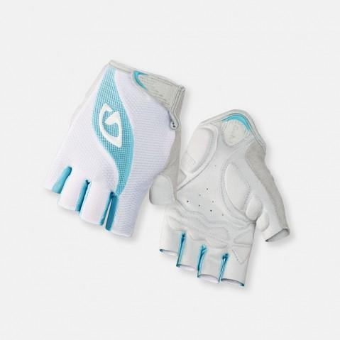 Giro Tessa Woman Gloves - White milky blue