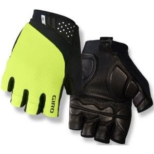 Giro Monaco II Gel Gloves - Highlight yellow