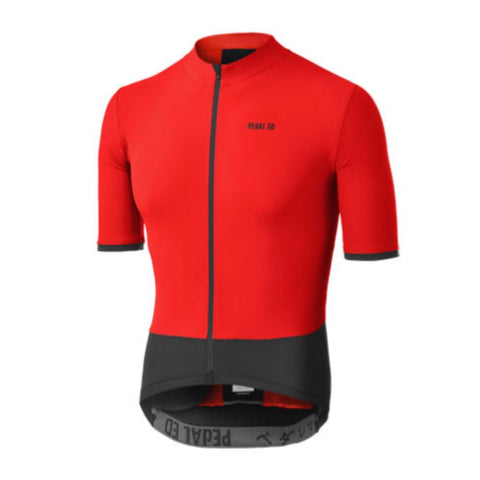 PeDAL ED Heiko Jersey - Red