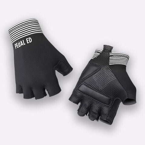 PeDAL ED Lightweight Gloves - Black