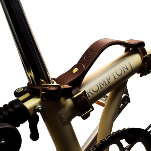 Odin Brompton Carry Handle - Chocolate