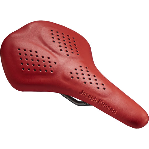 Joseph Kuosac Saddle - Red