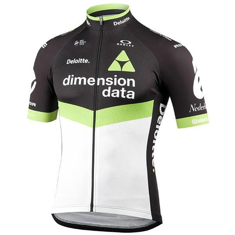 Bioracer Team Dimension Data for Qhubeka 2017 Bodyfit Jersey