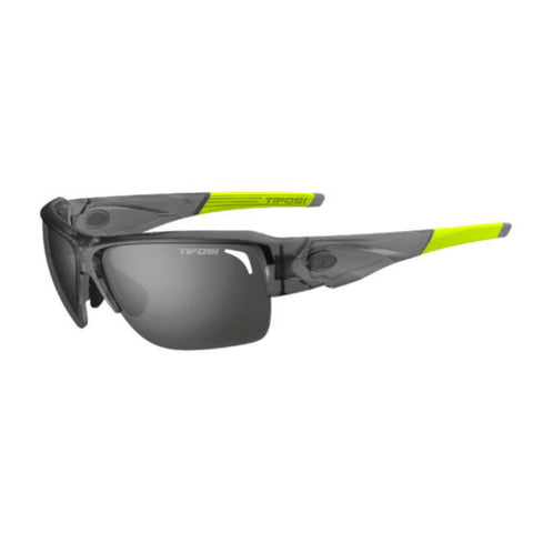 Tifosi Elder SL Crystal Smoke Sunglasses - Smoke Lens