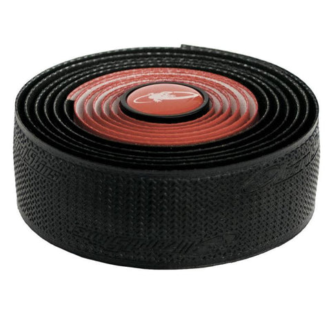 Lizard Skins DSP 2.5MM Bar Tape - Black/Red