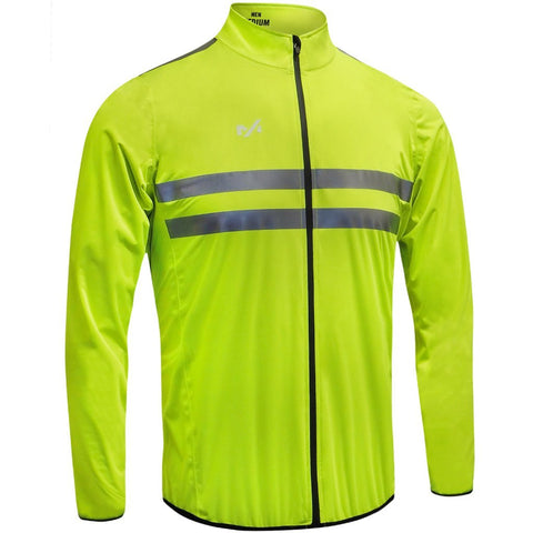 Milltag Rain HD Jacket - Highlight Yellow
