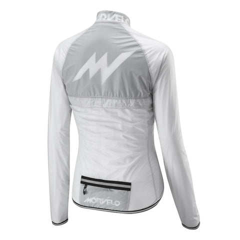 Morvelo Womens Plan B Race Cape Jacket