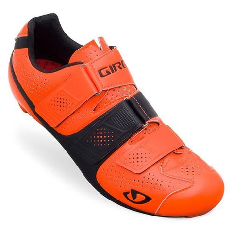 Giro Prolight SLX II Road Shoes - Fluorescent Orange/Black