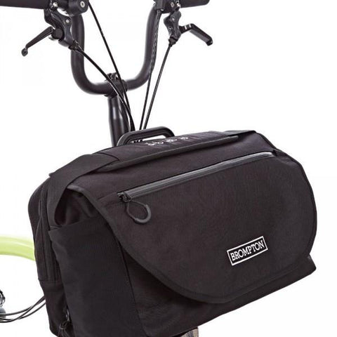 Brompton S Bag with Black Flap