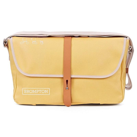 Brompton Shoulder Bag - Yellow