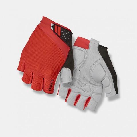 Giro Monaco II Gel Gloves - Vermillion