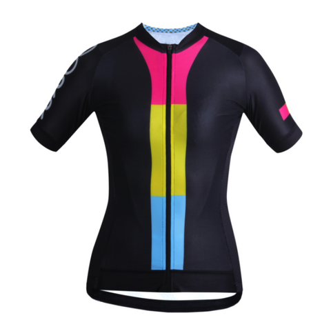 OORR Cafe Pro Lollypop Woman Cycling Jersey