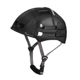 Overade Plixi Fit Foldable Helmet - Black