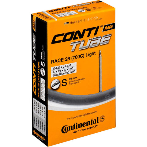 Continental Tube Race 28 (700x20/25c - Presta 80mm)