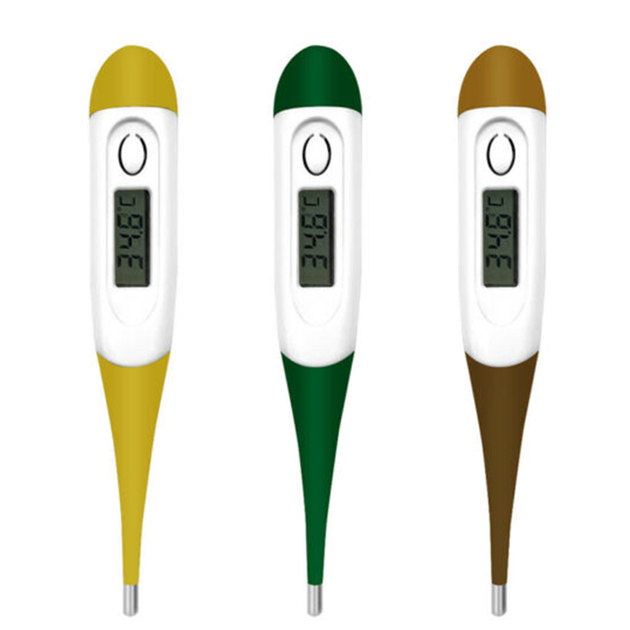 Digital Body Temperature LCD Oral & Underarm Thermometer