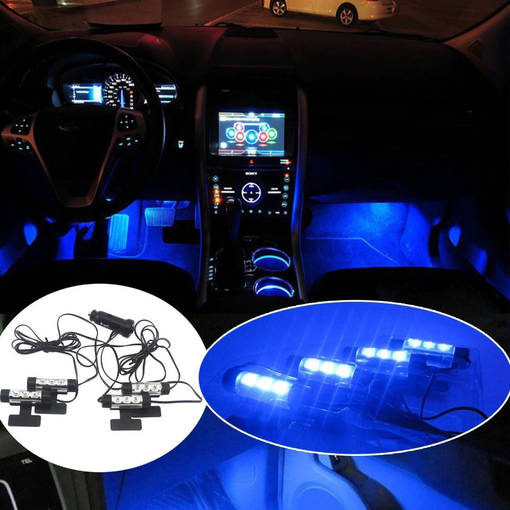 LED Car Dash Floor Light