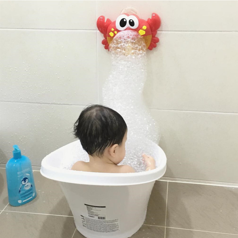 Bubble Bath Maker