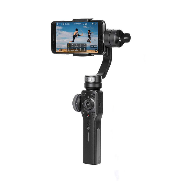 4 3-Axis Handheld Smartphone Gimbal Stabilizer for iPhone