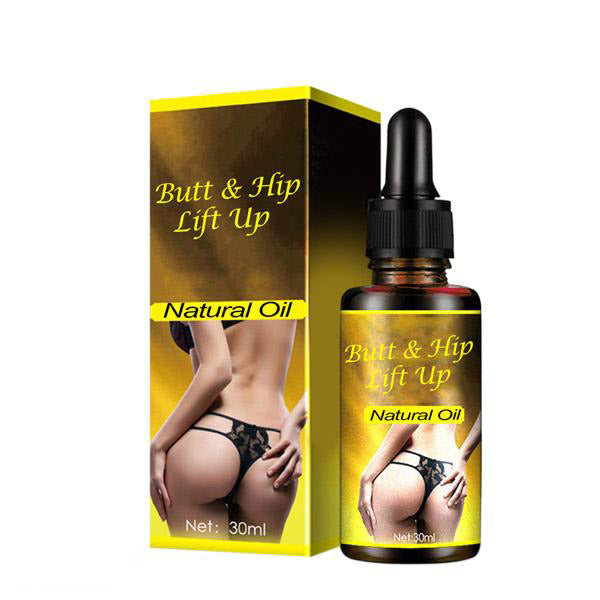 Butt & Hip Lift Up Natural Oil