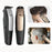 Cordless Rechargeable Hair clippers Home Barber Kit for men
