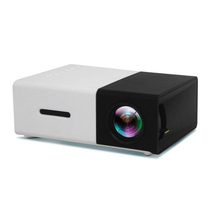 LUMIPAL Ultra Portable Pocket Projector