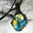 Dragon's Heart Labradorite Necklace