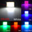 10pcs Multi-color Auto Interior Led Lamp Dome Bulb Light