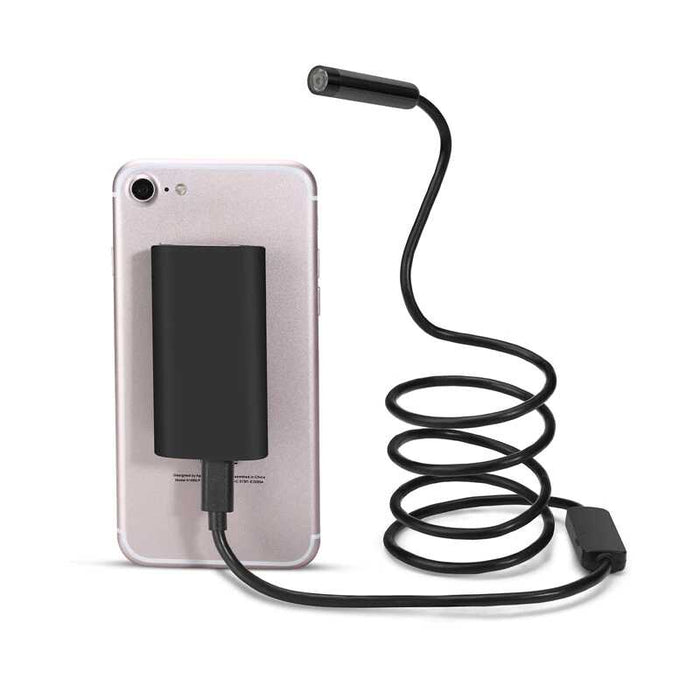 WIFI Endoscope Camera Inspection Camera 8mm USB Borescope For Android and iphone