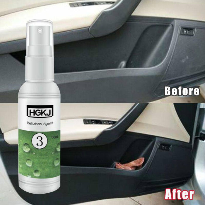 Car Scratch and Faded Leather Repair Ceramic Coating Spay