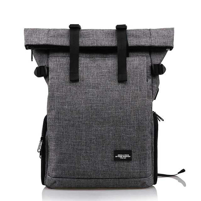 Multi-Functional Waterproof DSLR Camera Travel Bag With USB Port