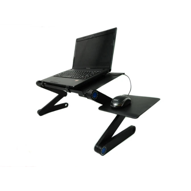 Adjustable Laptop Work Desk Foldable Laptop Table