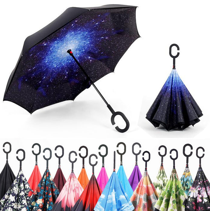 Better Brella Reverse Umbrella
